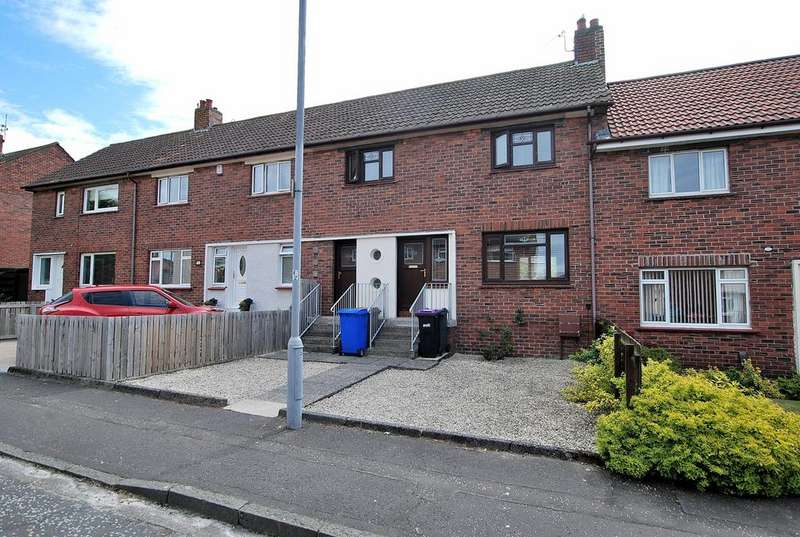 3 Bedrooms Terraced House for sale in 34 Annpit Road, AYR, KA8 9DD