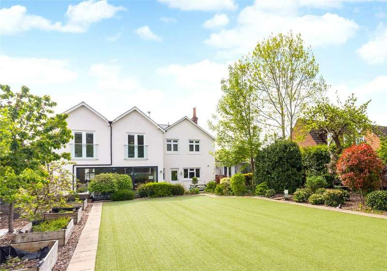 5 Bedrooms Detached House for sale in Oatlands Road, Botley, Southampton, SO32