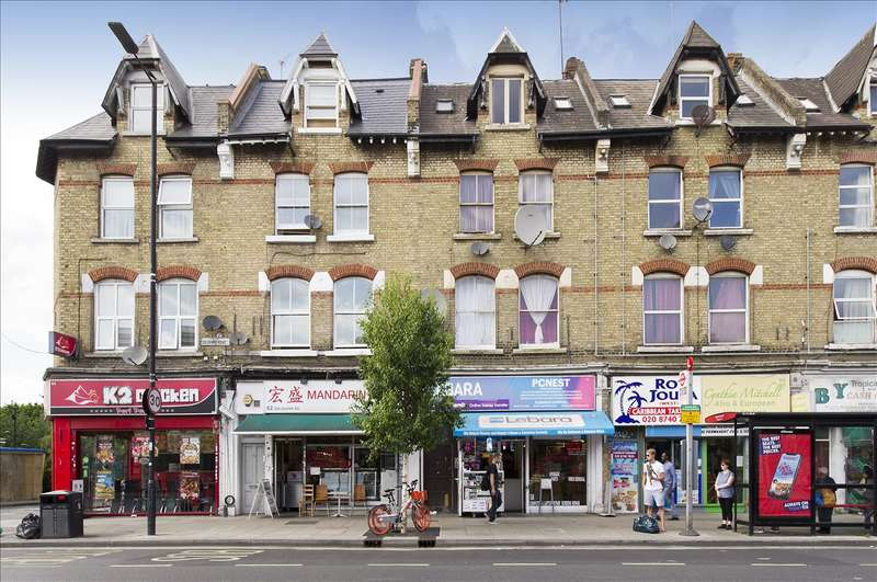 3 Bedrooms Commercial Property for sale in Goldhawk Road, Shepherd's Bush W12