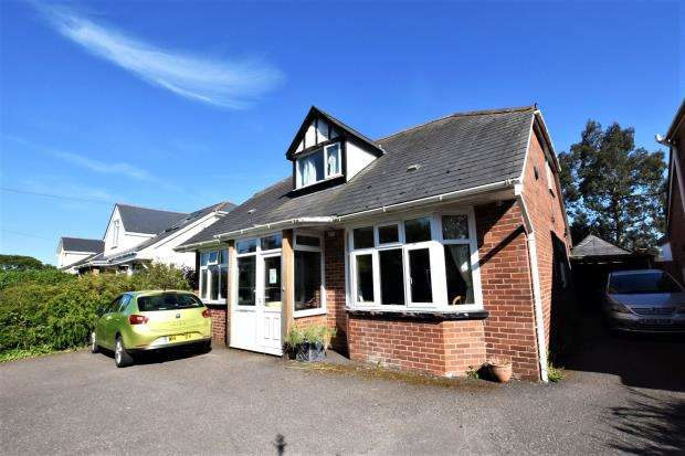 4 Bedrooms Detached House for sale in West Clyst, Exeter, Devon