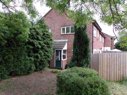 1 Bedroom Terraced House for sale in Warren Avenue, Thurmaston, Leicester, Leicestershire