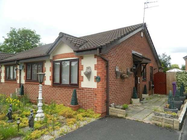 2 Bedrooms Bungalow for rent in Tremore Close, Liverpool, L12