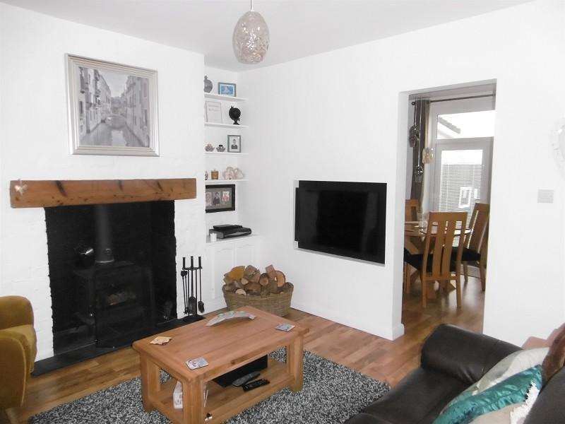 1 Bedroom End Of Terrace House for sale in Louvain Terrace, Ebbw Vale, Blaenau Gwent.
