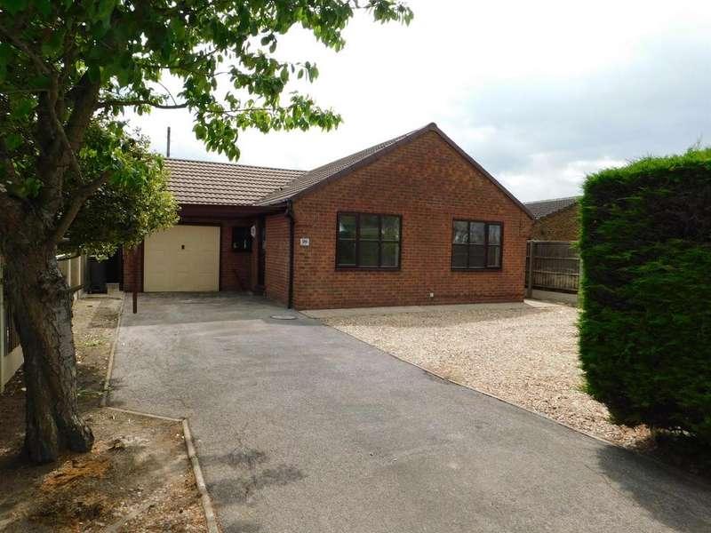 3 Bedrooms Detached Bungalow for sale in Sea Road, Chapel St Leonards, Skegness, PE24 5RX