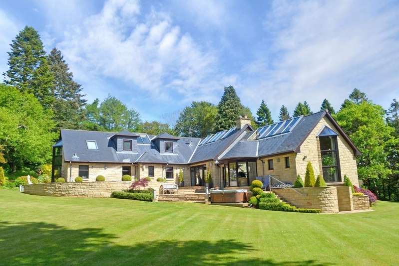 5 Bedrooms Detached Villa House for sale in Craigmote Nether Auchendrane, Alloway, KA7 4EE