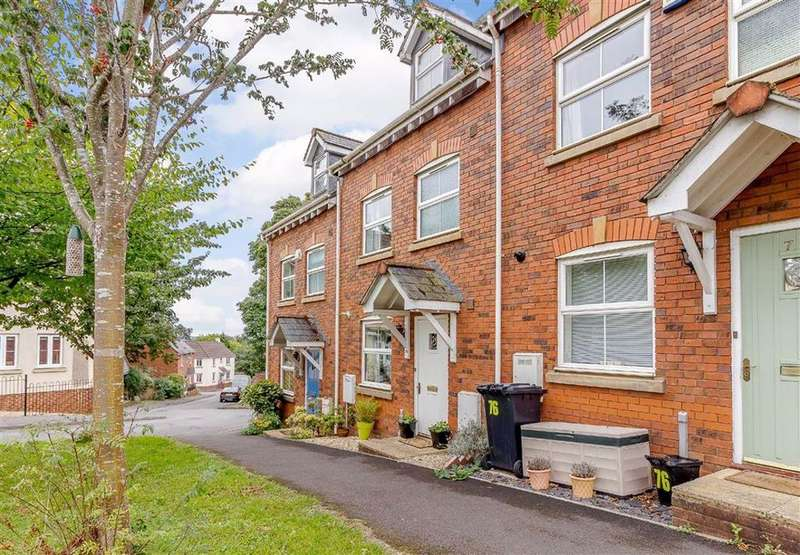 4 Bedrooms Terraced House for sale in Bigstone Meadow, Chepstow