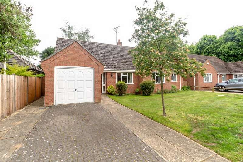 3 Bedrooms Detached Bungalow for sale in Spalding, Lincolnshire