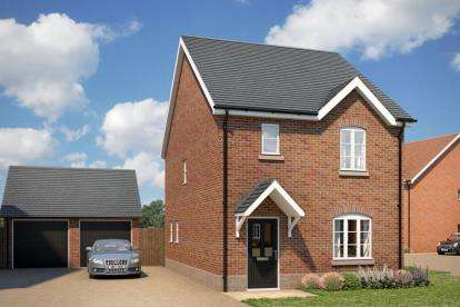 3 Bedrooms Detached House for sale in Newlands, Stoke Lacy, Bromyard
