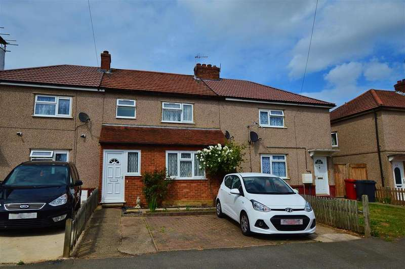 3 Bedrooms Terraced House for sale in Bryant Avenue, Slough