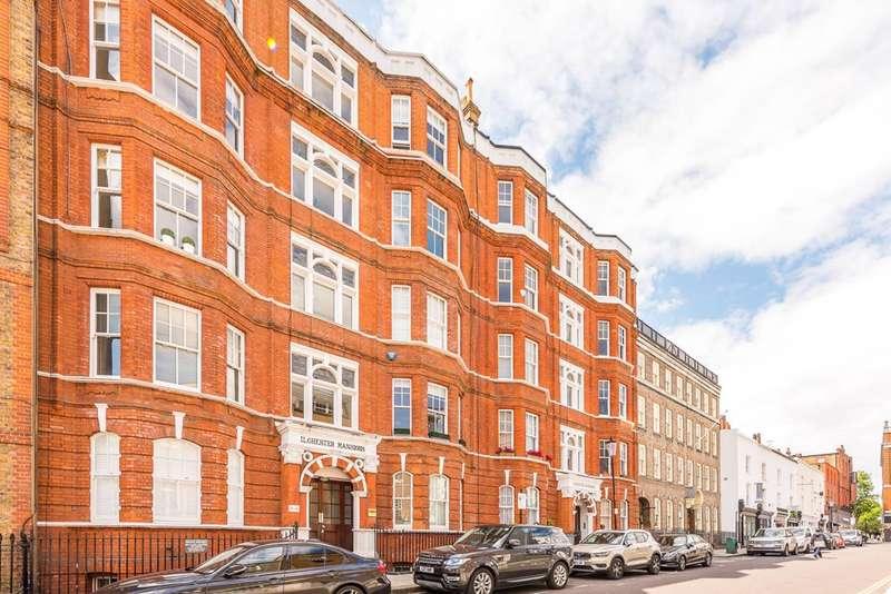 3 Bedrooms Flat for sale in Abingdon Road, Kensington, W8