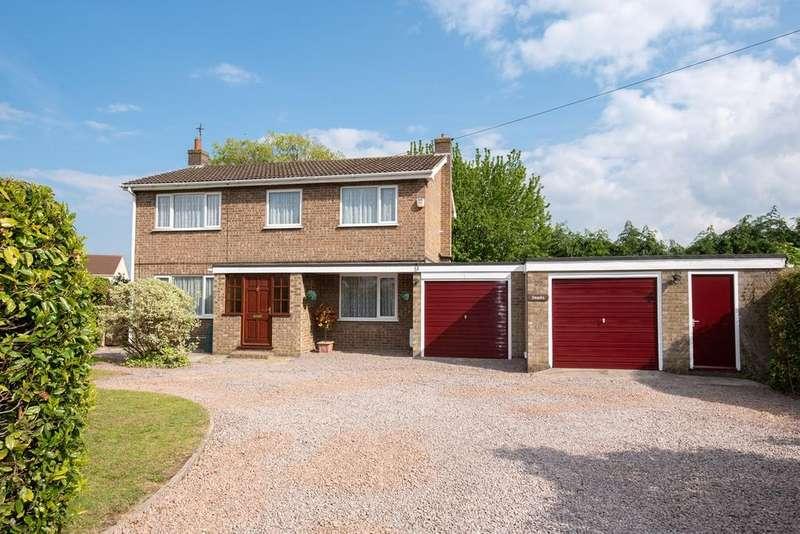 4 Bedrooms Detached House for sale in Belchmire Lane, Gosberton, PE11