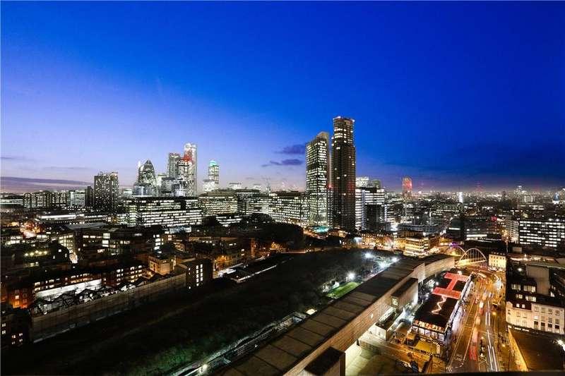 3 Bedrooms Flat for sale in Avantgarde Tower, 1 Avantgarde Place, Shoreditch, London, E1