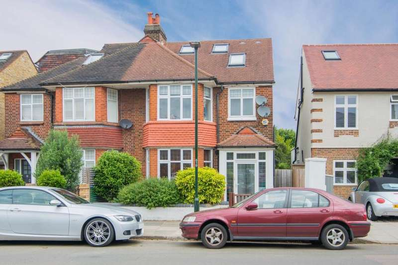 5 Bedrooms Semi Detached House for sale in St Leonards Road, East Sheen, SW14