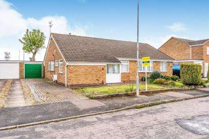 2 Bedrooms Bungalow for sale in Torrington Close, Wigston, Leicester, Leicestershire