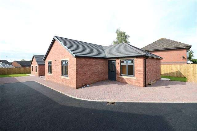 3 Bedrooms Bungalow for sale in Moor Row, Longtown, Carlisle, Cumbria, CA6 5RF
