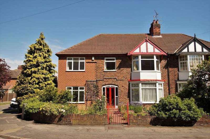 6 Bedrooms Semi Detached House for sale in Greetwell Road, Lincoln