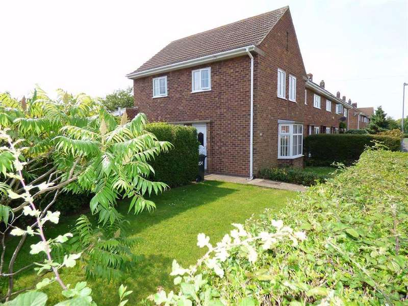 3 Bedrooms End Of Terrace House for sale in Monks Dyke Road, Louth