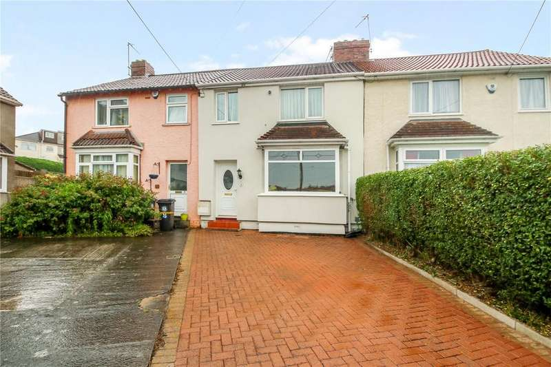 3 Bedrooms Terraced House for sale in Derry Road, Bedminster, BRISTOL, BS3