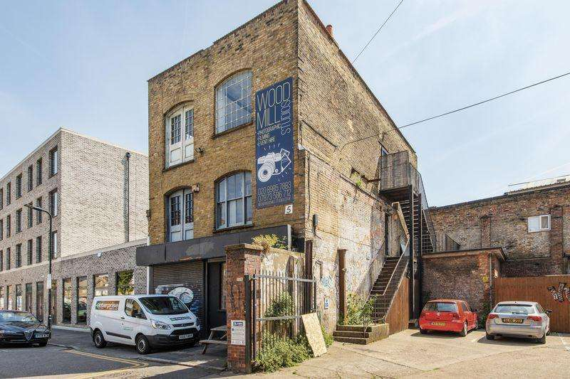 Land Commercial for sale in Prince Edward Road, Hackney, E9