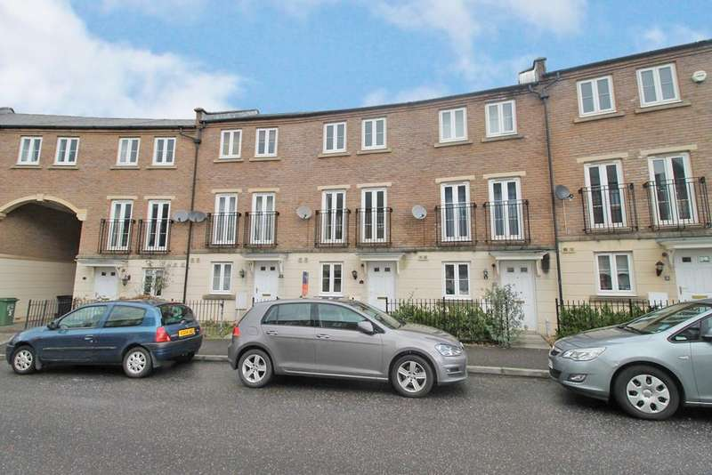 3 Bedrooms Town House for rent in Fleming Way, Exeter