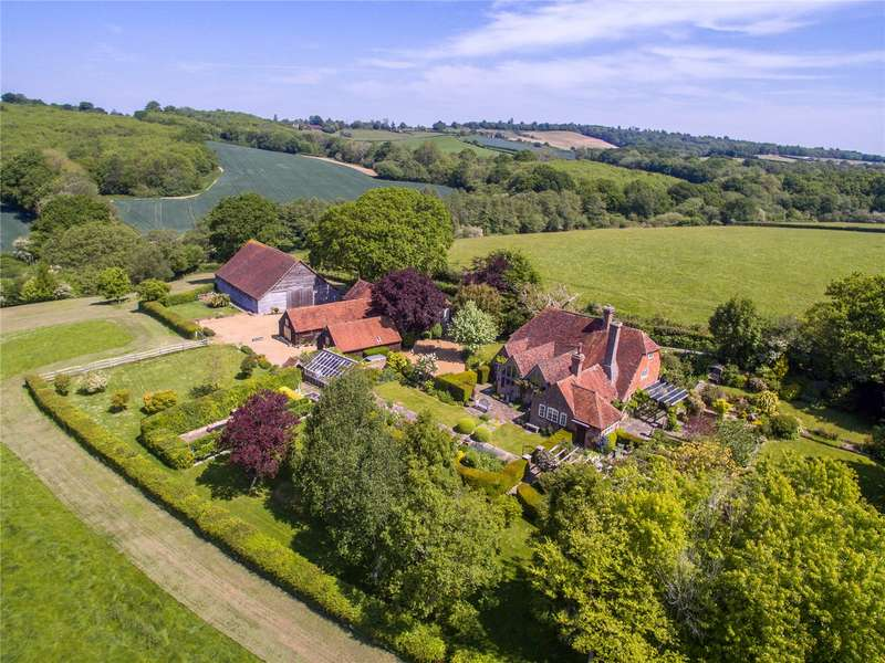 3 Bedrooms Detached House for sale in Coombe Hill, Ninfield