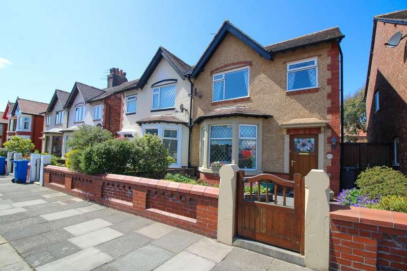 3 Bedrooms Semi Detached House for sale in Carr Road, Fleetwood, FY7