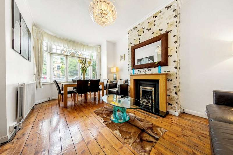 2 Bedrooms Flat for sale in Trinity Rise, London, London SW2