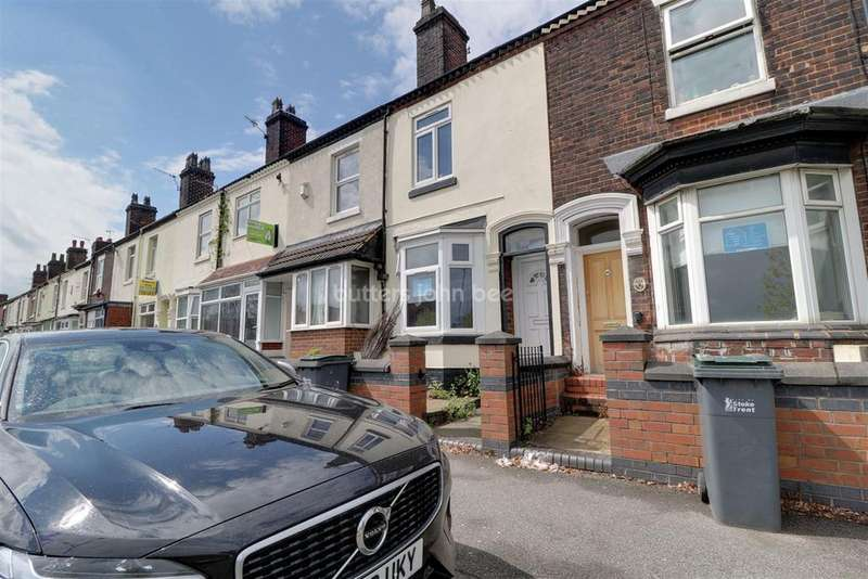 4 Bedrooms Terraced House for sale in Leek Road, Stoke On Trent, ST4 2BW