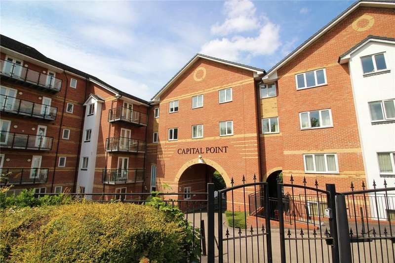 2 Bedrooms Apartment Flat for sale in Capital Point, Temple Place, Reading, Berkshire, RG1