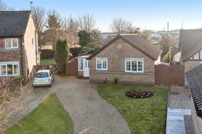 2 Bedrooms Detached Bungalow for sale in The Chase, Fishtoft, PE21