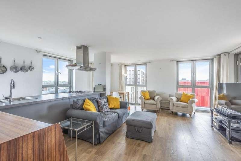 2 Bedrooms Flat for sale in Eden Grove, Holloway