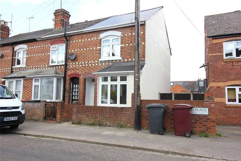 3 Bedrooms End Of Terrace House for sale in Brighton Road, Reading, Berkshire, RG6