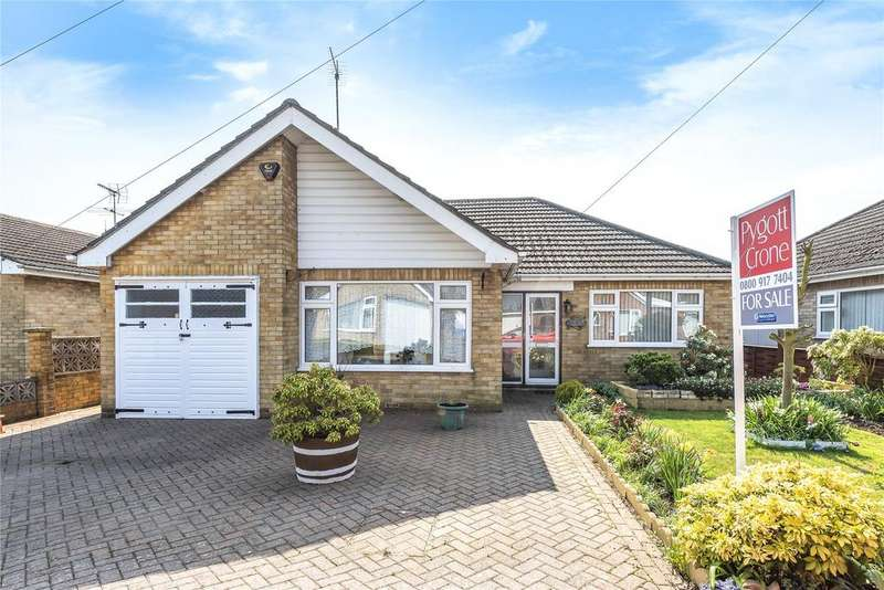 3 Bedrooms Detached Bungalow for sale in Churchill Drive, Boston, PE21
