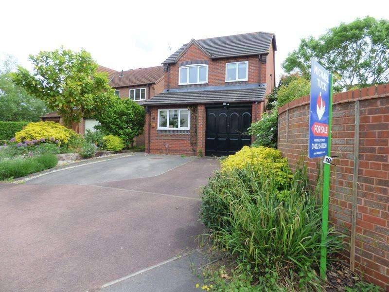 3 Bedrooms Detached House for sale in Teal Close, Quedgeley, Gloucester