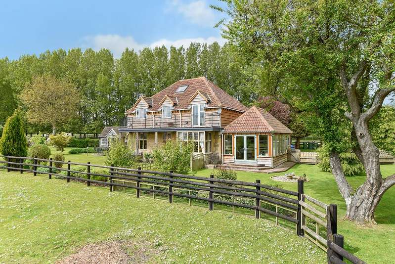 5 Bedrooms Detached House for sale in Hisomley, Dilton Marsh