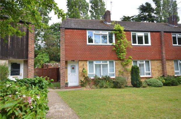 2 Bedrooms Maisonette Flat for sale in Langton Close, Maidenhead, Berkshire