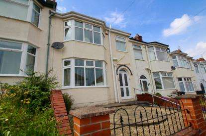 3 Bedrooms Terraced House for sale in St. Dunstans Road, Bedminster, Bristol