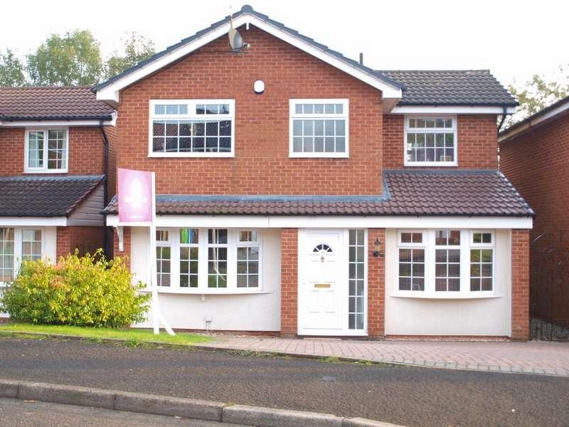 4 Bedrooms Detached House for rent in Fisherfield,Norden,Rochdale