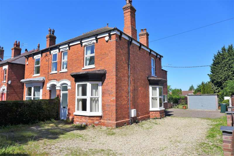 4 Bedrooms Semi Detached House for sale in Witham Road, Woodhall Spa, LN10 6RD