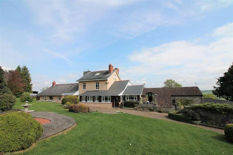 6 Bedrooms Detached House for sale in Belmont Lane, Christchurch, Coleford