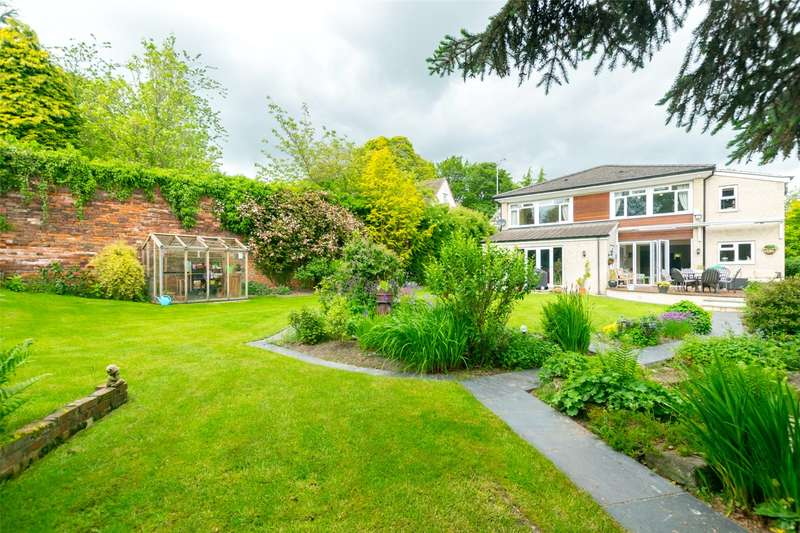6 Bedrooms Detached House for sale in The Walled Garden, Woolley, Wakefield, West Yorkshire, WF4