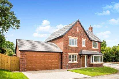 4 Bedrooms House for sale in Kingfisher Way, Morda, Oswestry, SY10