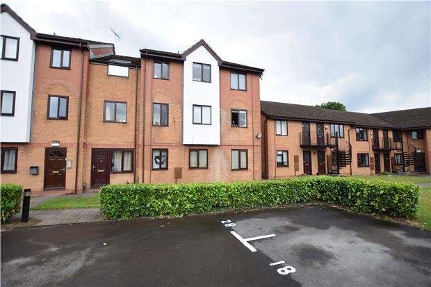 1 Bedroom Flat for sale in Woodford Court, Chequers Road, GLOUCESTER, GL4 6QB