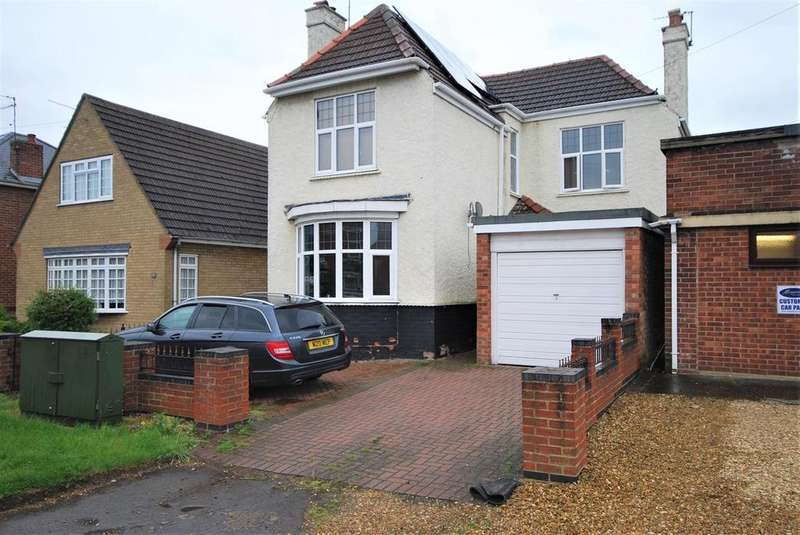 3 Bedrooms Detached House for sale in Stonegate, Spalding