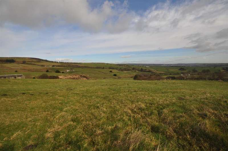 Land Commercial for sale in Land off Wicking Lane, Soyland, HX6 4NR