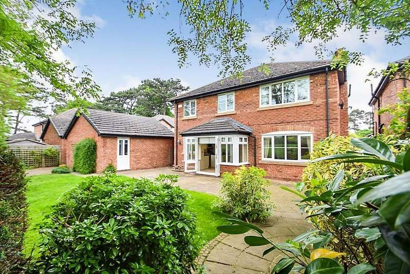 4 Bedrooms Detached House for sale in Hen Waliau, St. Asaph
