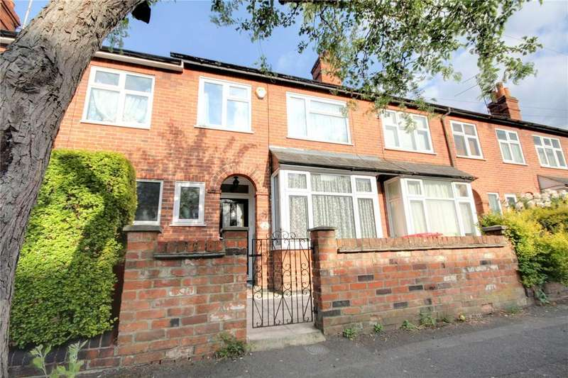 3 Bedrooms Terraced House for sale in Wantage Road, Reading, Berkshire, RG30