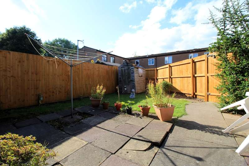 3 Bedrooms End Of Terrace House for sale in Marion Place, Newport, NP20