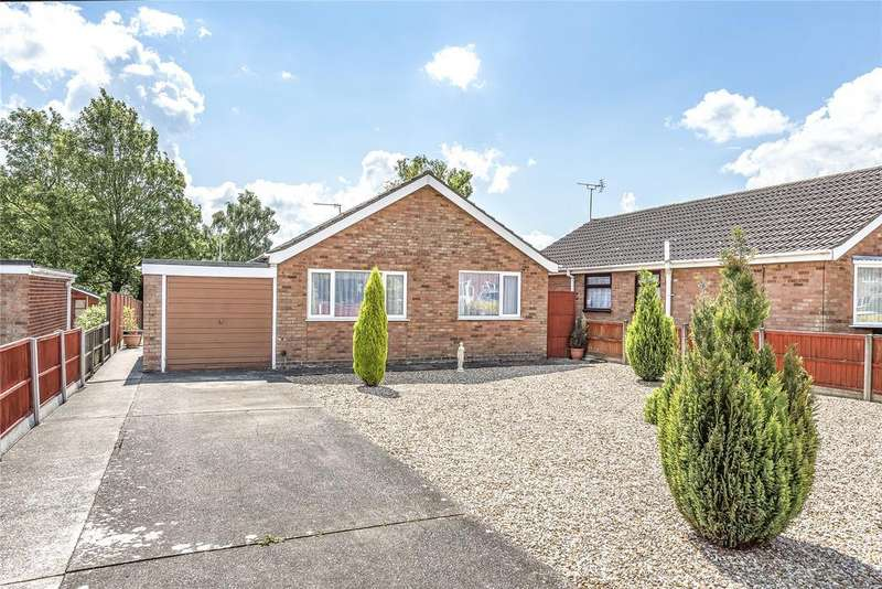 2 Bedrooms Detached Bungalow for sale in Woodvale Avenue, Lincoln, LN6