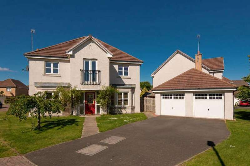 5 Bedrooms Detached House for sale in 10 Muirfield Road, Dunbar, East Lothian, EH42 1GQ